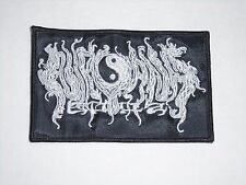 NIRVANA 2002 DEATH METAL EMBROIDERED PATCH