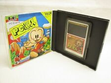 PC GENJIN Item Ref/bbc PC-Engine Hu Hudson Japanese Grafx Video Game pe