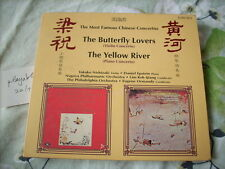 a941981 The Butterfly Lovers (Violin Concerto) The Yellow River Gold Disc1994 CD