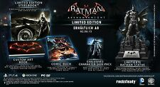 PC game Batman Arkham Knight Limited Collector´s Edition with Statue NEW