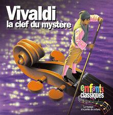 Enfants classiques: Vivaldi - la clef du mystŠre New CD