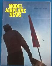 MODEL  AIRPLANE NEWS Magazine December 1970