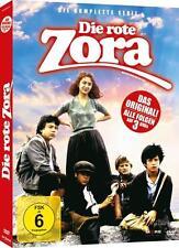 Lidija Kovacevic - Die rote Zora - Die komplette Serie [3 DVDs] (OVP)