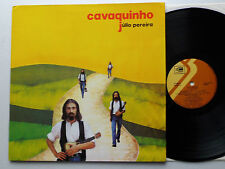 Julio PEREIRA Cavaquinho PORTUGAL LP + SIGNED booklet (1979) psych folk NMINT