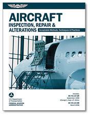 NEW ASA Aircraft Inspection, Repair & Alterations | ASA-AC43.13-1B2B
