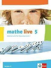 Klett - mathe live / Schülerbuch 5. Schuljahr: Ausgabe N