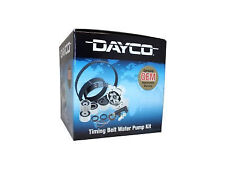 DAYCO TIMING KIT HAT WATER PUMP FOR LANCER EVOLUTION 2.0L EVO VI 6 CP 4G63 TURBO