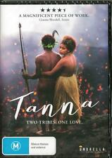 TANNA  - TWO TRIBES, ONE LOVE - NEW & SEALED DVD - FREE LOCAL POST