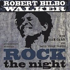 Robert Bilbo Walker Rock The Night LIVE cd (cutout)