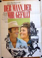 MANN DER MIR GEFÄLLT (Pl. '70) - JEAN-PAUL BELMONDO / ANNIE GIRARDOT