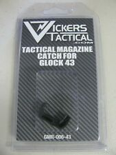 Vickers Tango Down - Glock 43 G43 Extended Magazine Catch Mag Release GMR-006-43