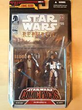 Star Wars Comic Pack Obi-wan Kenobi Y Arc Trooper