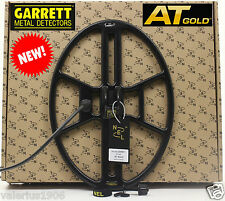 """New NEL THUNDER 14.5""""x10.5"""" DD search coil for Garrett AT GOLD + cover + bolt"""