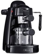 Bella Steam Espresso Maker Latte Cappuccino 13683 750 Watts Milk Frother