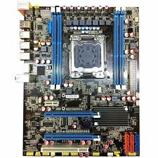 NEW-Intel-X79-LGA-2011-ATX-Motherboard-DDR3-or-ECC-FREE DHL SHIP