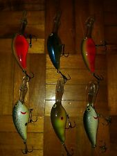 Bill Norman dd22 lures 6 pcs