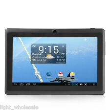"Cheap 7"" Google Android 4.4 Touch-Screen Tablet PC Dual Camera 8GB Bluetooth"