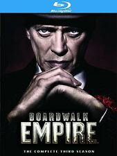 Boardwalk Empire - Season 3 [Blu-ray] [2013] Brand New and Sealed