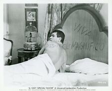 ROCK HUDSON A VERY SPECIAL FAVOR 1965 VINTAGE PHOTO ORIGINAL #1