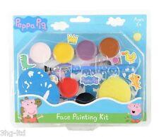 Peppa Pig Enfants Face Peinture Kit Remplissage De Sacs À Surprises Maquillage 3