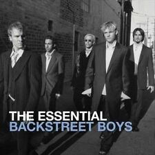 The Essential Backstreet Boys by Backstreet Boys (CD, Sep-2013, 2 Discs, Sony...