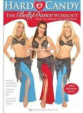 Hard Candy: The Bellydance Workout (2012, DVD NEUF)