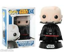 Figura vinile Star Wars Darth Vader Unmasked Pop! Funko Vinyl bobble n° 43