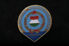 Hungary Hungarian Young Pioneers Kisdobosa Little Drummer Badge Uttoroje Pin PRH