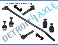 Brand New 9pc Complete Front Suspension Kit for 1992 - 1997 Ford F-350 4x4 4WD