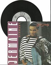 "Jermaine Stewart, Get Lucky, G/VG, 7"" Single, 1454"
