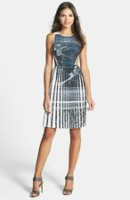New Clover Canyon 'Etched Marble' Dress Sz-L $410
