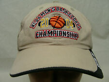 ROAD TO THE FINAL FOUR - SEATTLE, WA - 2004 NCAA CHAMPIONSHIP - BALL CAP HAT!