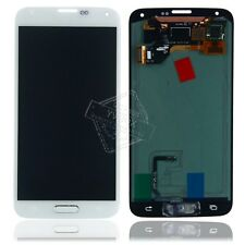 B Grade Samsung Galaxy S5 White LCD Touch Digitizer Assembly +home button