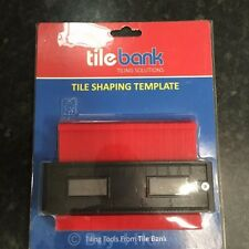 Professional Tile Shaping Template Profile Tool Tiling DIY 120mm [1055]
