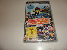 PlayStation Portable PSP  ModNation Racers