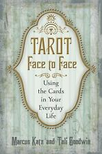 Tarot Face to Face: Using the Cards in Your Everyday Life-ExLibrary