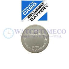 FDK Sanyo ML2016 Genuine Casio Replacement Battery