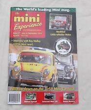 Issue 27 Australian Mini Magazine Moke Innocenti 120 50 Years in Australia Corgi