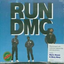 Tougher Than Leather by Run-D.M.C. (CD, Sep-2003, Arista)