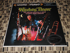WITCHES BREW  CLASSIC RECORDS  Living stereo  33RPM  200g  Clarity SEALED