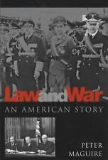 Law and War, Peter H. Maguire, Good, American history: from c 1900 -,History of