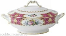 Vintage  Royal  Albert  Lady  Carlyle  Tureen  RARE
