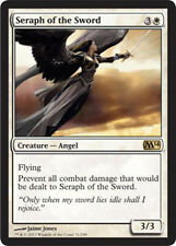 Seraph of the Sword x4 Magic the Gathering 4x Magic 2014 mtg card lot