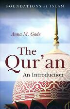 The Qur'an: An Introduction (Foundations of Islam)-ExLibrary