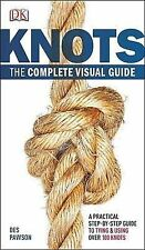 KNOTS : The Complete Visual Guide - Des Pawson : WH2 R3B-PB ; NEW BOOK