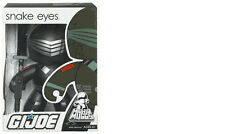 G.I. Joe Mighty Muggs Action Figure Wave 1: Snake Eyes