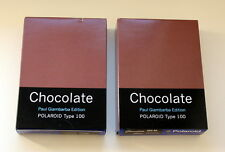 Polaroid Chocolate-INSTANT FILM - 2 Film Pack