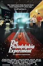 The Philadelphia Experiment movie poster (b)  - 11 x 17 inches - Michael Pare