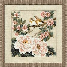 "Counted Cross Stitch Kit RIOLIS - ""Chinese Spring"""