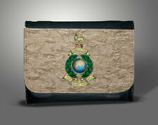 Royal Marines Men's Faux Leather Wallet